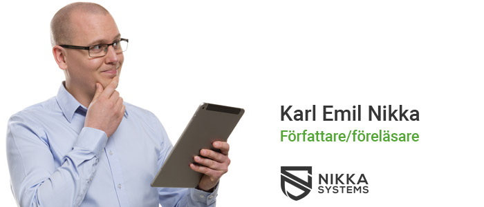 Författare: Karl Emil Nikka