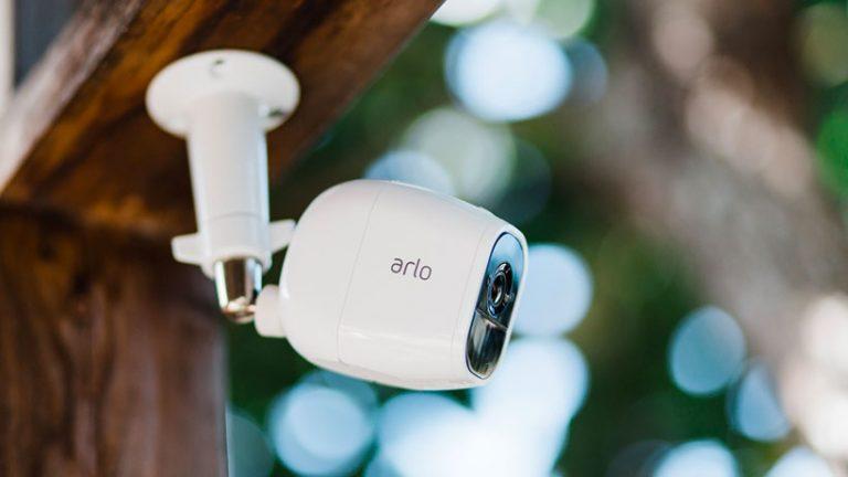 Batteridriven kamera