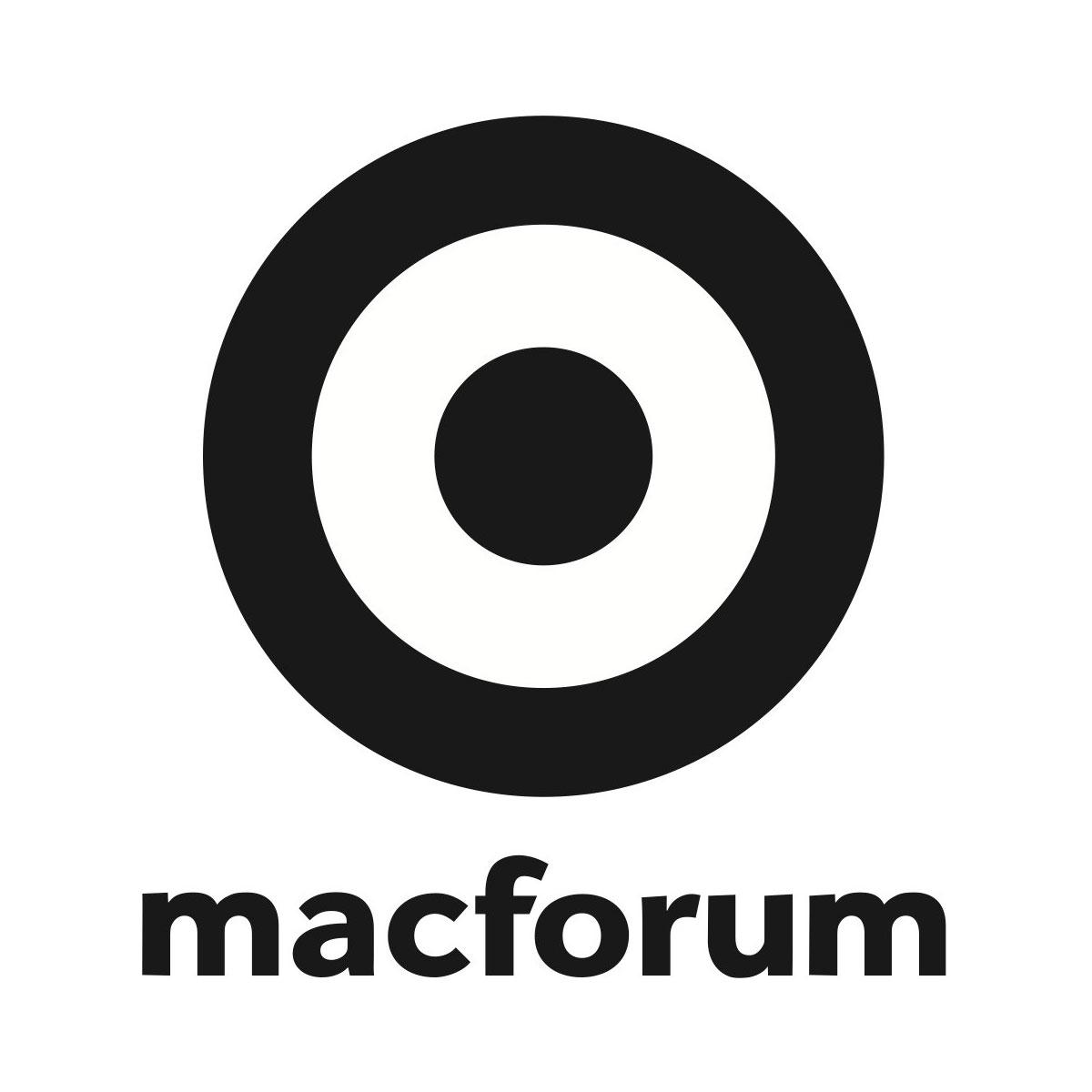 mac forum logo